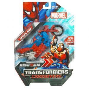 Spider-Man (Transformers Crossovers)