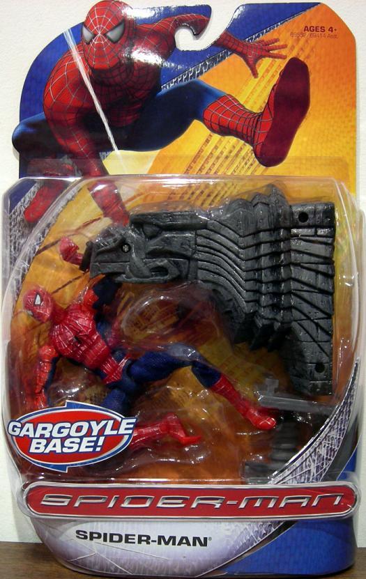 Spider-Man with Gargoyle Base (Trilogy)