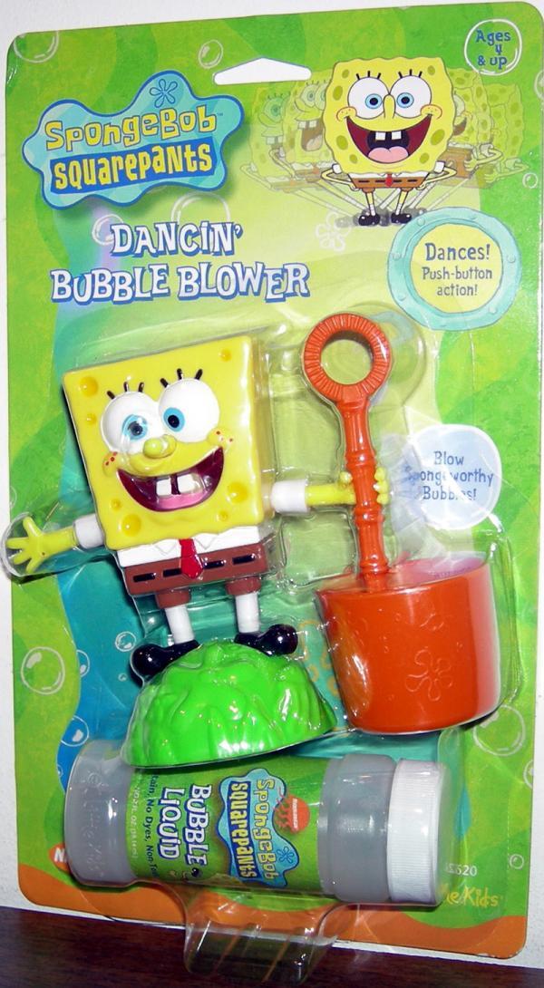 SpongeBob Squarepants Dancin' Bubble Blower