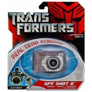 Spy Shot 6 (Movie Real Gear)