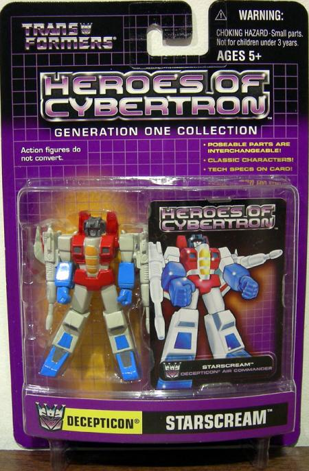 Starscream (Heroes of Cybertron)