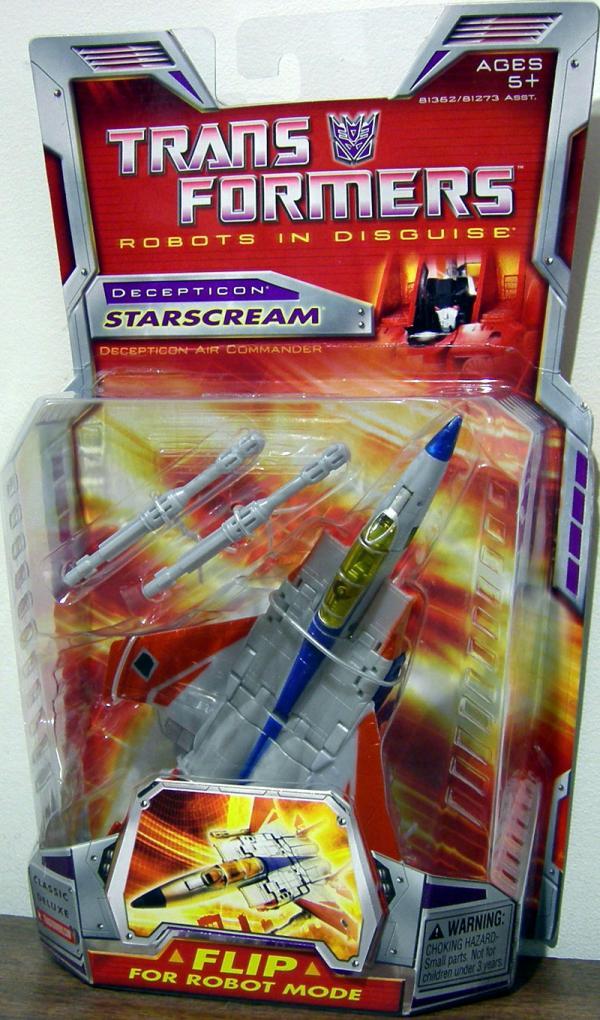 Starscream (Classic)
