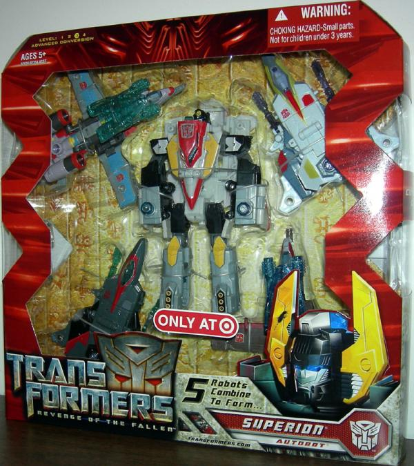 Superion (Target Exclusive)