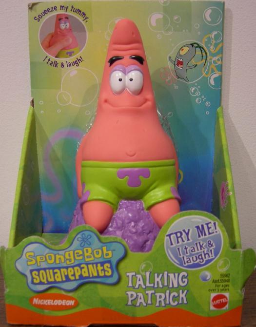 Patrick (Talking)
