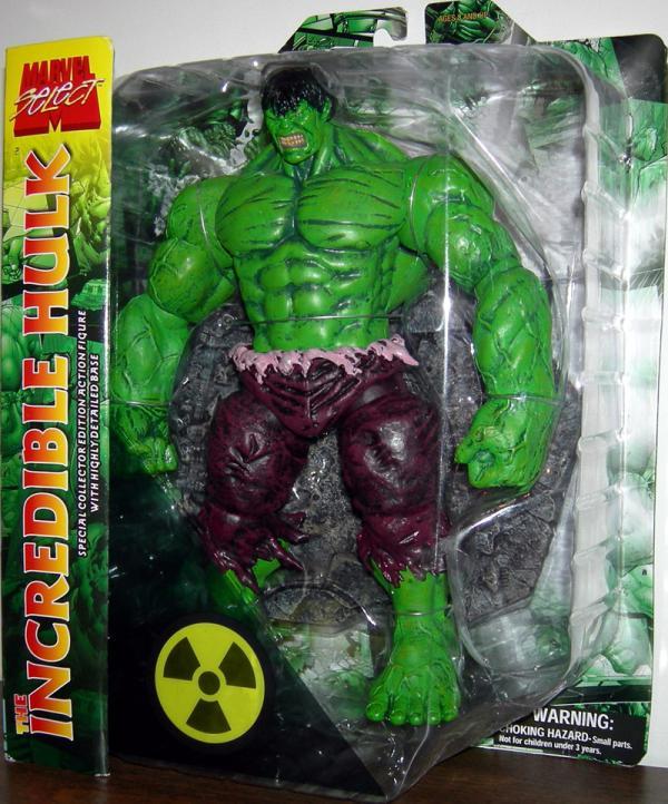 The Incredible Hulk (Marvel Select)