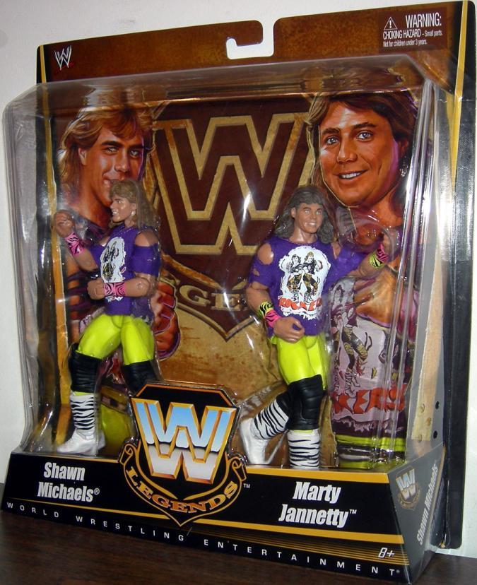 The Rockers (WWE Legends)