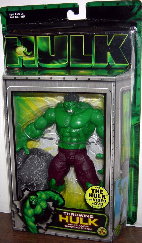 Throwing Hulk (movie)