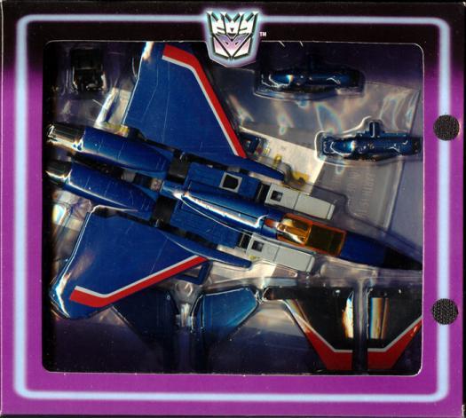 Thundercracker (Commemorative Series III)
