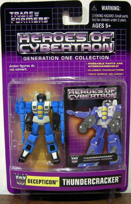 Thundercracker (Heroes Of Cybertron)