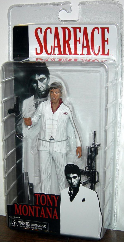 Tony Montana (white suit)