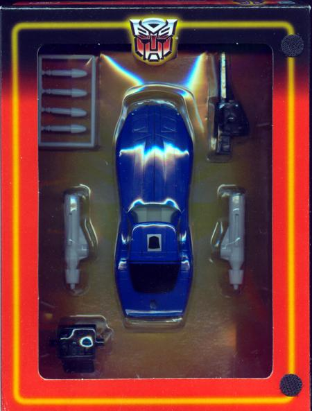 Autobot Tracks (Commemorative Series V)