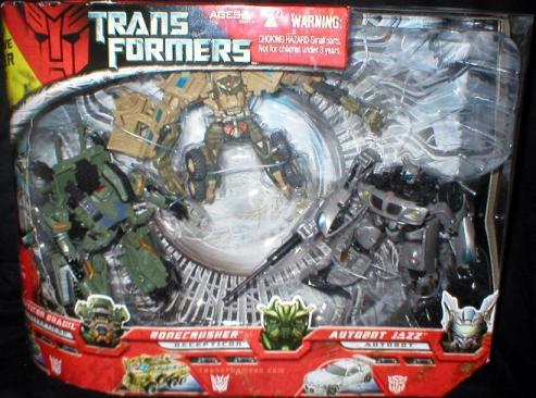 Transformers Movie 3-Pack (Sam's Club Exclusive)