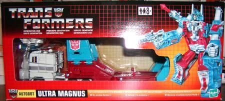 Ultra Magnus (Commemorative Series I, UK box)