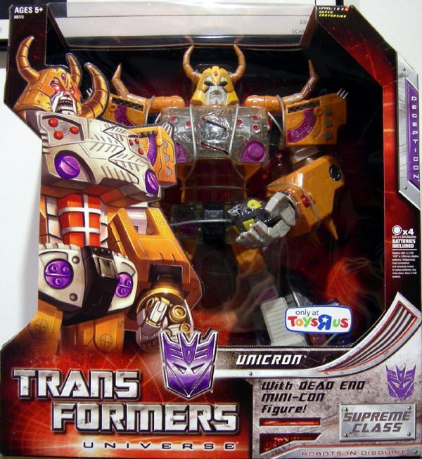 Unicron (Transformers Universe, Supreme Class)