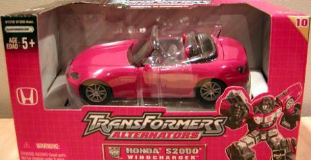 Honda S2000 Windcharger Alternator