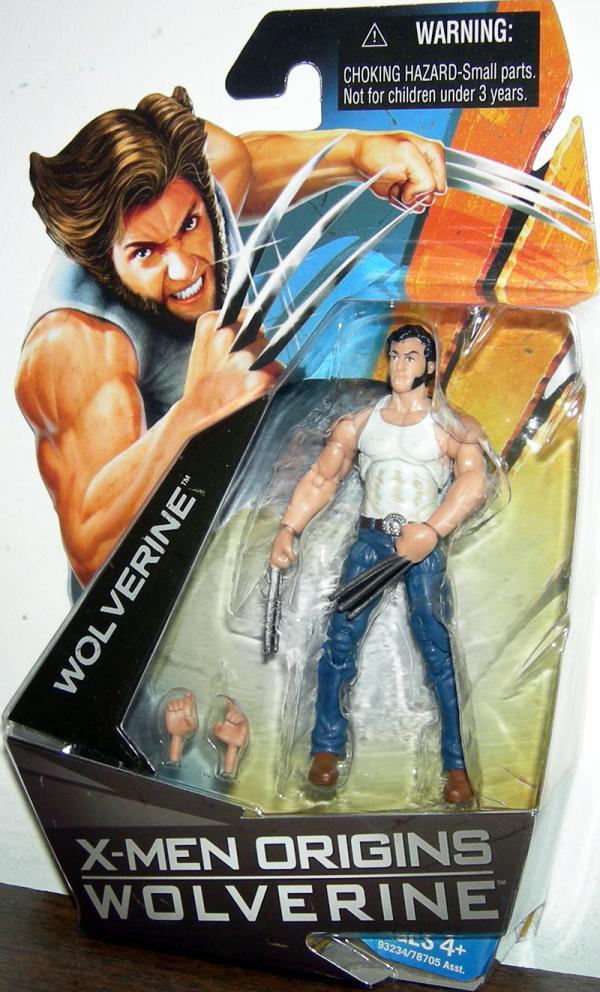 Wolverine (X-Men Origins, white shirt)