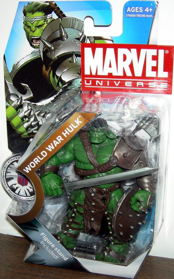 World War Hulk (Marvel Universe, series 3, 003)