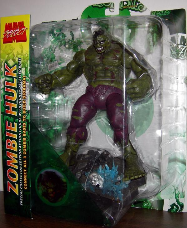 Zombie Hulk (Marvel Select)