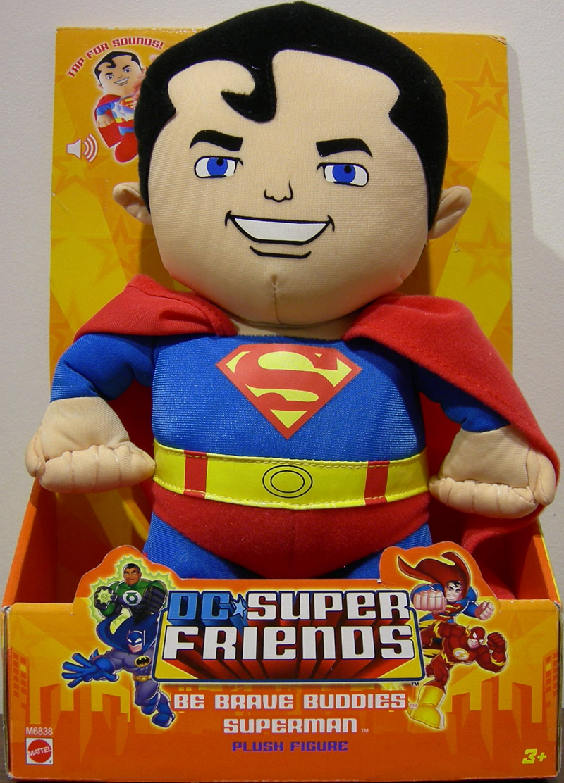 "Super ami 13/"" Plush Buddy Superman"